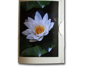 Water Lily Puzzle, Water Lily Jigsaw, Floral Jigsaw Puzzle, handmade jigsaw puzzle