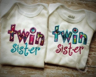 Twin Sister/Brother Shirt