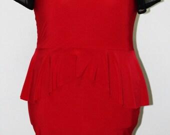 ON SALE !!!!Plus Size Dress : Working Dress Size 18W-20W