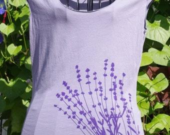 SALE! Lavender Women's 2-Sided Top