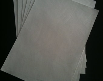 10 x Tyvek 55 gsm Sheets (Multiple Sizes)