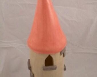 Ceramic Children's Castles