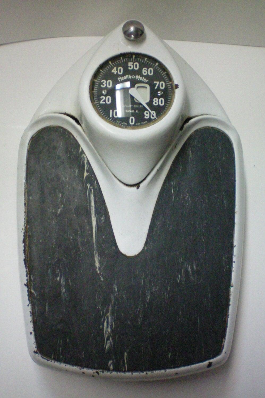 Vintage Bathroom Scale 6