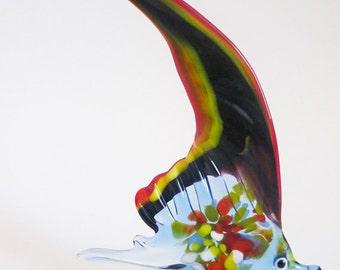 Fish Glass Art Figurine