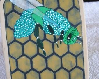 Green Bee Me