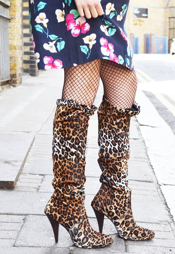 Find cheetah print boots at ShopStyle. Shop the latest collection of cheetah print boots from the most popular stores - all in one place.