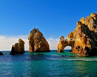"""The """"Arch"""" in Cabo San Lucas (Photo on Canvas)"""
