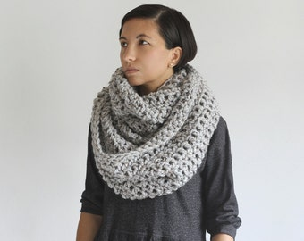 The Pembroke Cowl in Roasted Marshmallow
