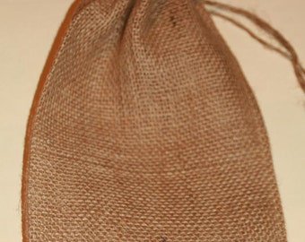 Burlap Bags, Wedding Burlap Favor Bags,  Rustic Wedding, 50 Burlap Bags 6x10