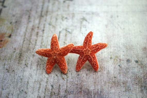 Starfish Earrings Starfish Studs Starfish Jewelry Beach Wedding Mermaid Stud Earrings Mermaid Jewelry Nautical Earrings Nautical Jewelry 091