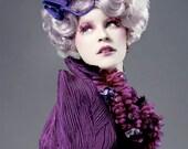 EffieTrinket  Inspired Large Floral Hat Kit
