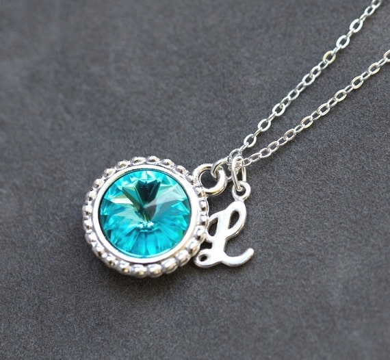 new mom mother 39 s necklace december birthstone jewelry. Black Bedroom Furniture Sets. Home Design Ideas