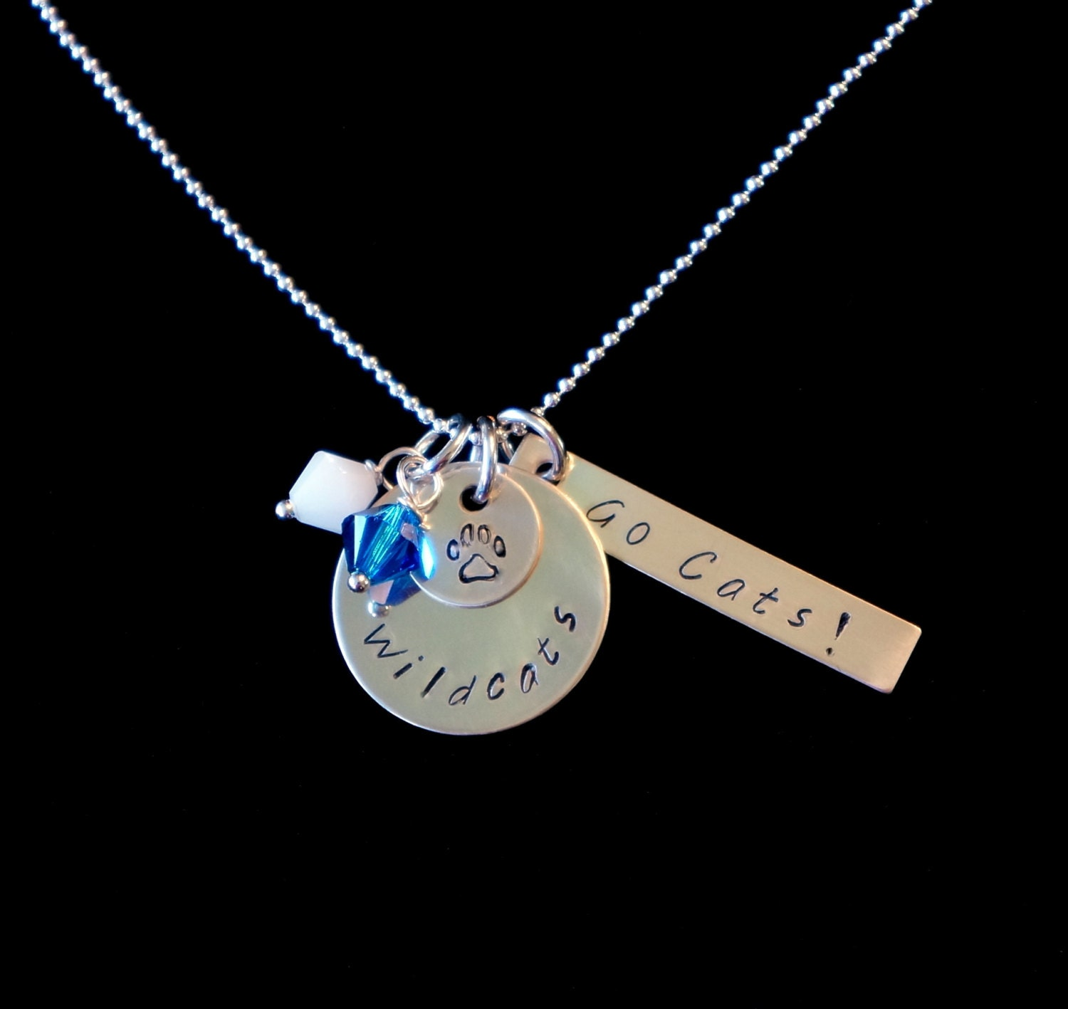 wildcats of kentucky jewelry uk wildcats necklace