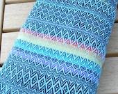 "Hand woven ""Little Rainbow""- Baby Wrap"