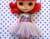 10%OFF -  Blythe doll dress: Tulle.