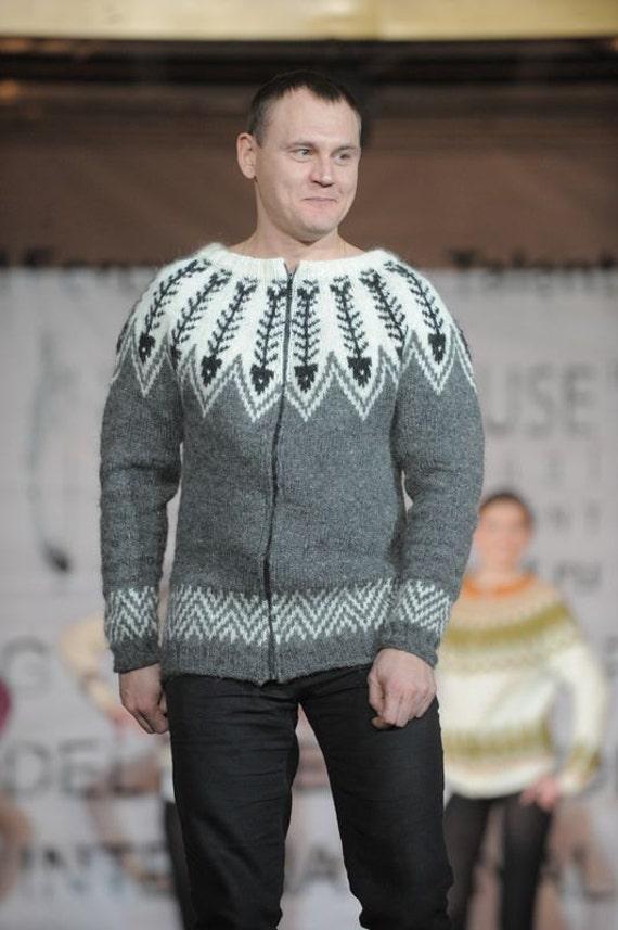 tricoter un lopapeysa