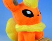 Flareon Doll Pokemon / Pocket Monster