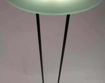 Vintage lamp den by vintagelampden on etsy ufo floor lamp halogen torchiere by ffabian italia 80s mozeypictures Choice Image