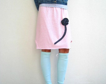 Womens T-Shirt Leg Warmers Women Legwarmers Mint Pastel Teens Girls Cotton Leg Warmers Soft Fashion Fun For Her Handmade Autumn Winter ohzie
