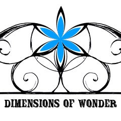 Gorgeous banners and logos from dimensionsofwonder