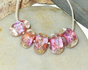 BHG  Wild orchid cubed nuggets with silver