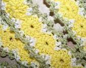 Flower Belt Accessory Crochet Pattern
