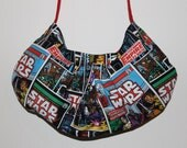 Star Wars Comic Covers Purse - Empire Strikes Back