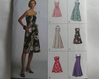 Vogue Dress Pattern # V7848
