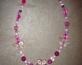 Girl's Chunky Necklace  Choose your favorite