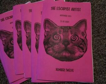 The Escapist Artist zine issue 12