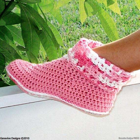 Contemporáneo Botines Libres Patrón De Crochet Motivo - Ideas de ...
