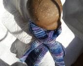 Winter Scarf - Warm Scarf - Knit Scarf