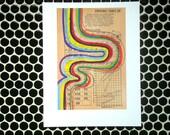 Periodensystem – Fine Art Giclée-Druck