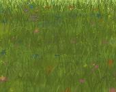 Chasing Butterflies 12x18 Art Print