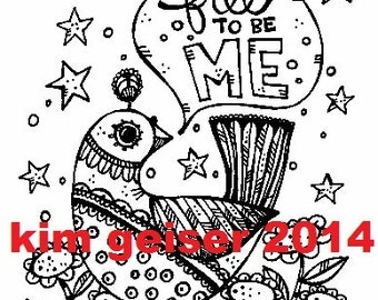 Free to Be Me digital download