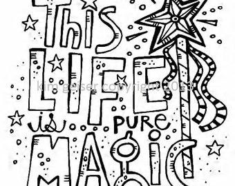 Magic Digital Download