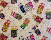 "Vintage ""Quilt Show"" by Mary Lou Weidman In  The Beginning Fabric"