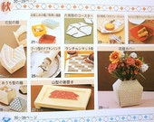 Japanese Origami Tableware Craft Book 79 Pages