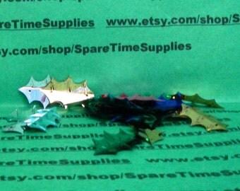 "Fibre Craft - 3987-59 Holly Leaf - 1"" - multi - 120 pcs"