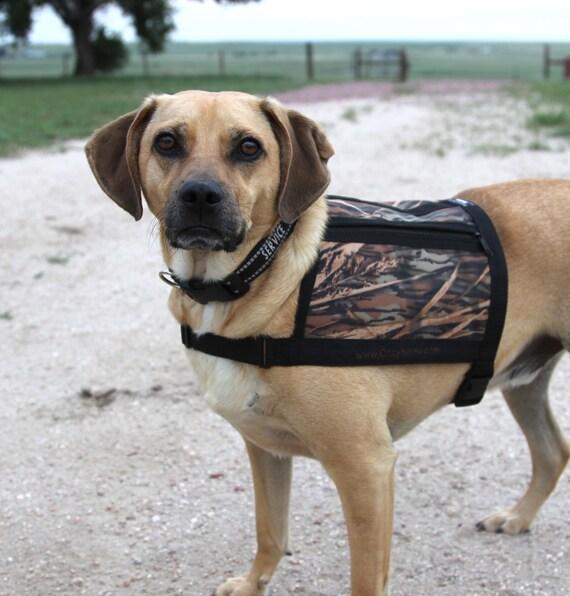 Dog Vest With Pockets Dog Vest With Pockets Size