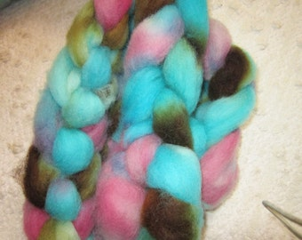 9.97 oz. Corriedale roving