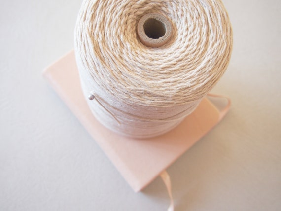 Cotton twine Natural 10 metres yards Craft Gift Wrap packing packages baking