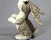 PDF Tutorial - How to Make Needle Felted Bunnies