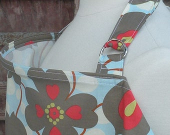 Nursing Cover-Morning Glory-Free Shipping When Purchased With A Wrap