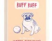 Happy Birthday (Dog - Ruff Ruff)