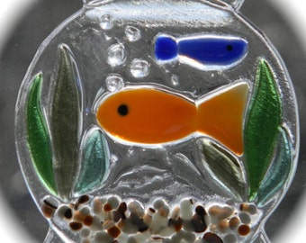 Goldfish Bowl Sun Catcher