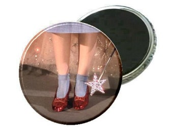 Magnet - Wizard of Oz Red Ruby Slippers Image