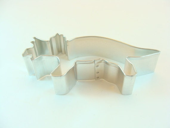 Tryceratops Dinosaur 5 inch Cookie Cutter