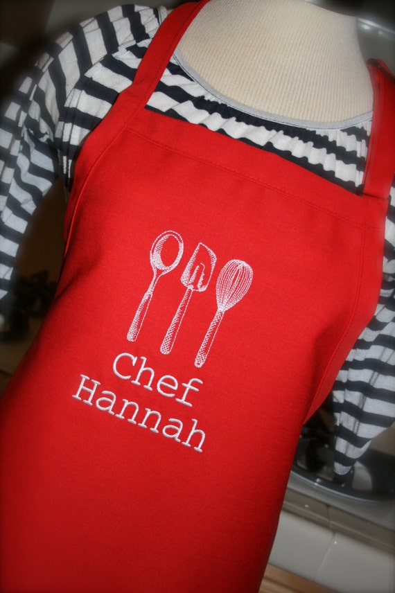 As Seen On Giada At Homekitchen Utensilscustom Embroidered