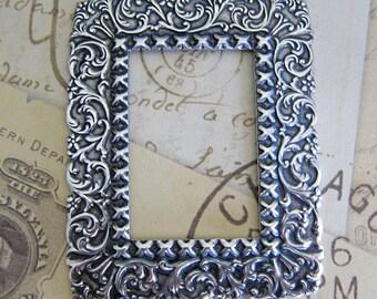 Ornate Large Silver Frame 3313